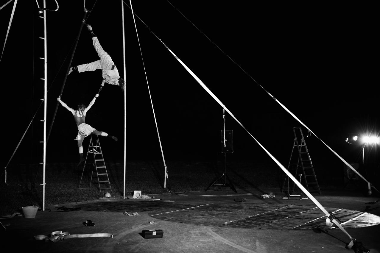"""Compagnia Circo Claxon, dal festival """"Tra Terra e Mare"""""""