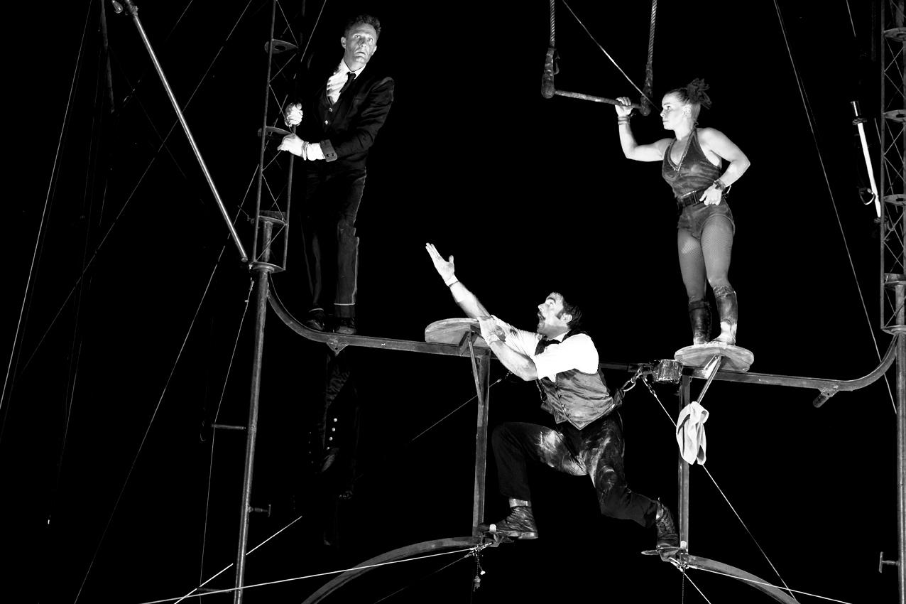 """Compagnia Les P'Tits Bras, dal festival """"Tra Terra e Mare"""""""